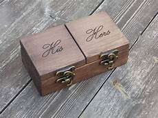 ring bearer box wedding ring box wedding ring holder rustic ring box vintage ring box