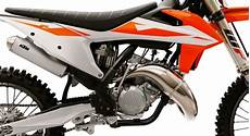 look 2019 ktm 125sx 150sx 250sx two strokes