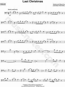 wham quot last quot sheet cello in g major