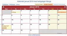 januar 2019 kalender kalender for utskrift januar 2019