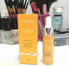 Merk Make Up Bagus Harga Terjangkau manfaat serum vitamin c wardah untuk perlindungan ekstra