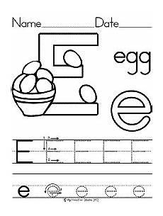 free preschool worksheets letter e 24615 alphabet letter e egg preschool lesson plan printable activities and worksheets