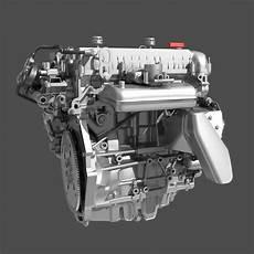 Car 4 Cylinder by Car 4 Cylinder Engine 01 3d Model Max Fbx Cgtrader
