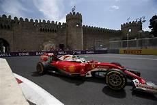 Formule 1 Azerbaidjan Bakou Planning Et Cha 238 Nes De