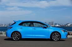 2019 toyota corolla hatchback 2019 toyota corolla hatchback starts at 20 910 motor trend