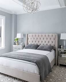 an airy natural palette makes for a restful bedroom walls coventry gray hc 169 via