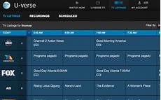 television u at t u verse dvr and service reviewed