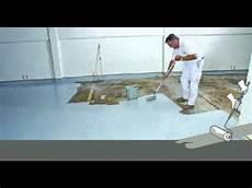 Beton Bodenbeschichtung