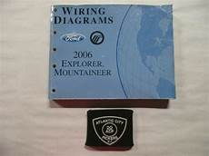 motor repair manual 2005 mercury mountaineer on board diagnostic system 2006 ford explorer mercury mountaineer electrical wiring diagrams service manual ebay