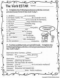 worksheets ser and estar 18455 verb estar posters and worksheets classroom d 233 cor the o jays and classroom