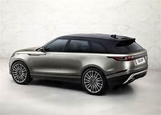 Land Rover Range Rover Velar - land rover s new range rover velar unveiled just