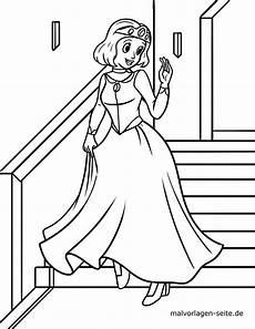 Ausmalbild Prinzessin Malvorlage Prinzessin Kostenlose Ausmalbilder
