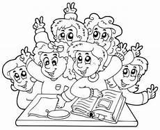 Schule Und Familie Malvorlagen Xing Kostenlose Malvorlage Schule Grundschulklasse Zum