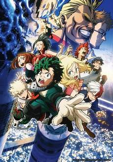 My Academia Two Heroes Vostfr Adn