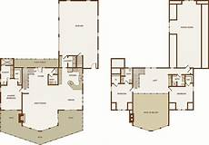 awesome two story log cabin house plans new home plans design