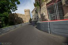 2016 European Grand Prix Baku City Circuit Fri 17 Sun
