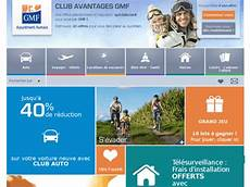 Bienvenue Au Clubavantages Gmf Fr Page Club Avantages Gmf