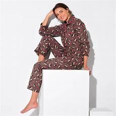 pyjama en pilou femme pr 234 t 224 porter f 233 minin et masculin