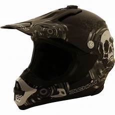 motocross helm schwarz duchinni d305 skull black white motocross helmet mx enduro