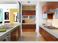 Intelligent Choices of Floating Kitchen Cabinets for A