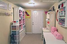 craftaholics anonymous 174 small craft room tour