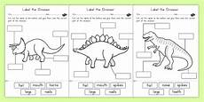 dinosaur worksheets year 1 15383 label the dinosaur worksheets australia dinosaur worksheets