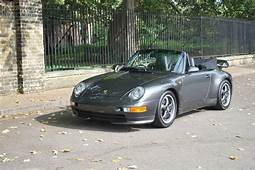 SULTAN OF BRUNEIS PORSCHE 993 TURBO CAB EXPECTED TO FECTH