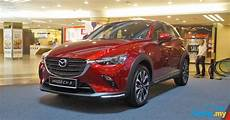 2018 Mazda Cx 3 Facelift Previewed Ahead Of Local Debut
