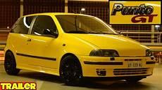 Fiat Punto Gt Turbo Acceleration Sound Exhaust Loud Pop