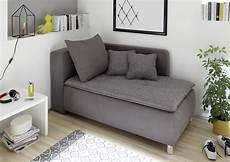 sofa marilyn recamiere liege wohnzimmer relaxen grau