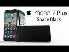 iphone 7 plus space black with capacitive home button 3d