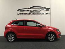 Volkswagen Polo 1 2 Match 3dr For Sale In Sheffield
