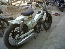 Modifikasi Motor Bebek Honda by Jual Motor Bebek Modifikasi Simple Klasik Otomotif Satu