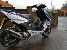 2011 Yamaha Aerox 50cc Scooter Fics Motorcycles