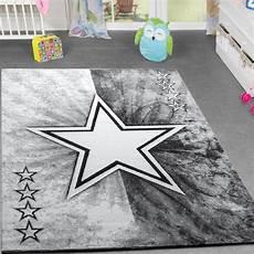 Sternen Teppich Kinderzimmer - kinder teppich jugend teppich modern design