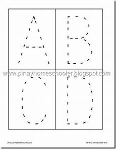 letter tracing worksheets for 3 year olds 23882 alphabet sound cards and tracing cards the homeschooler
