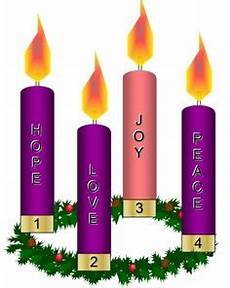 advent questions candles at
