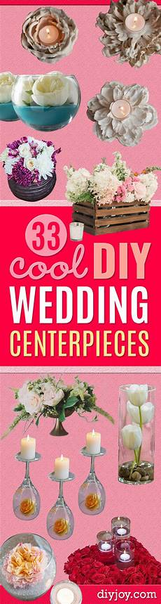 33 best diy wedding centerpieces you can make a budget