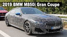 2019 bmw coupe all new 2019 bmw m850i gran coupe prototype