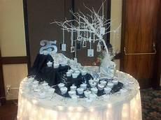 25th anniversary decoration idea wedding anniversary