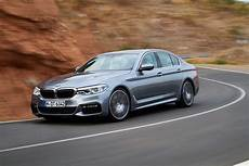 2017 bmw 5 series saloon pricing and details revealed