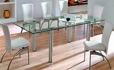 esstisch aus glas esstisch aus glas schick und elegant archzine net