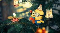 christmas tree minion 4k hd desktop wallpaper for 4k ultra hd wide ultra widescreen