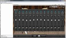 mt power drumkit 2 studio one mt power drumkit 2 mao studio