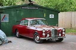 1964 Alvis TE21 Saloon For Sale  Ashridge Automobiles
