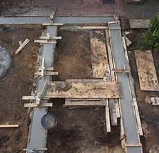 Garage Mauern Fundament by Garage Fundament Jede Garage Braucht Eine Solide Basis