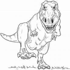 Ausmalbilder Dinosaurier T Rex Trex Ausmalbild Dinosaurier Ausmalbilder Ausmalbilder
