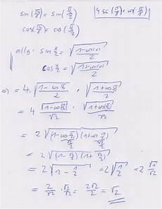 pi 8 ohne taschenrechner berechnen mathelounge