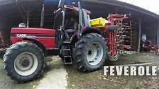 Semis De La F 233 Verole Avec Le Bon Vieux Tracteur 2017