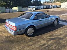 electric and cars manual 1992 cadillac allante windshield wipe control cadillac allante hardtop for sale used cars on buysellsearch